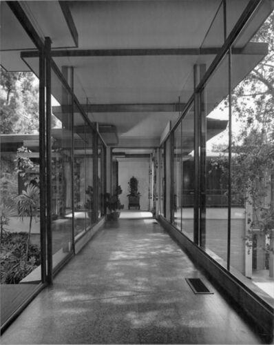 Julius Shulman, 'Lyon House. Thorton Ladd. Pasadena, California. ', 1951