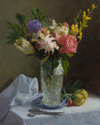 Kelly Carmody, 'Spring Flowers', 2018