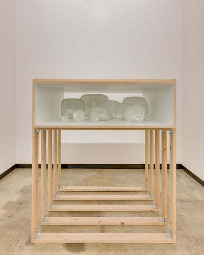 Gary Hill, 'Inasmuch As It Has Already Taken Place', 2014