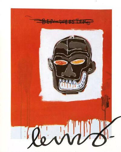 Jean-Michel Basquiat, 'Ben Webster', 1986