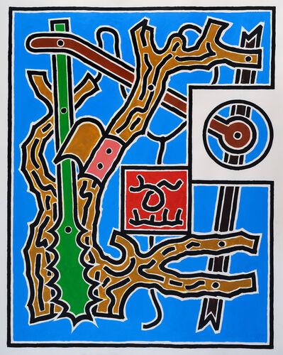 Tom Green, 'Fragment', 1988