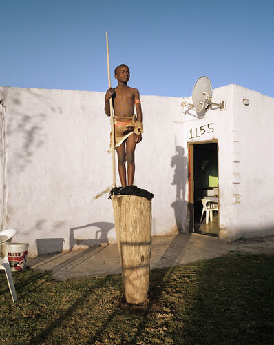 Namsa Leuba, 'Untitled VIII, from the series Zulu Kids ', 2014