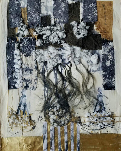 Kimberly Becoat, 'High Cotton Series: Capital Gain', 2019