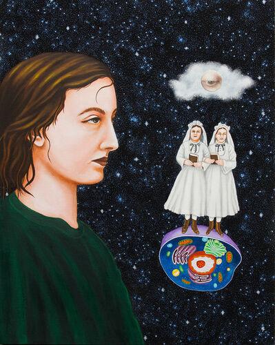Lezley Saar, 'Centrioles Later', 2014