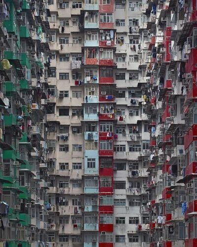 Michael Wolf, 'Architecture of Density #120', 2003