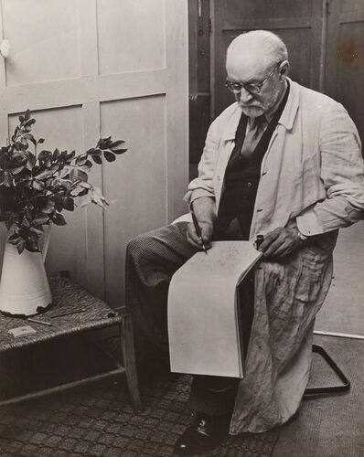 Brassaï, 'Revue Hommage. [Issue] 2-Juin 44. Dessins de Matisse'