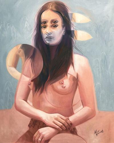 Alex Garant, 'La Jaconde Experiment', 2017