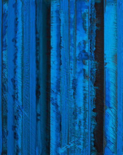 Bernardí Roig, 'Interior de Palacio, azul', 2020