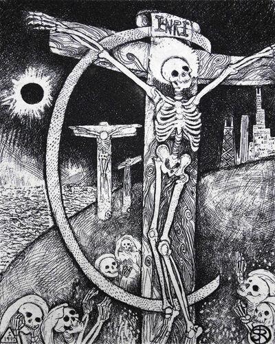 Rebecca Gray Smith, 'C1 - Crucifixion', 2014