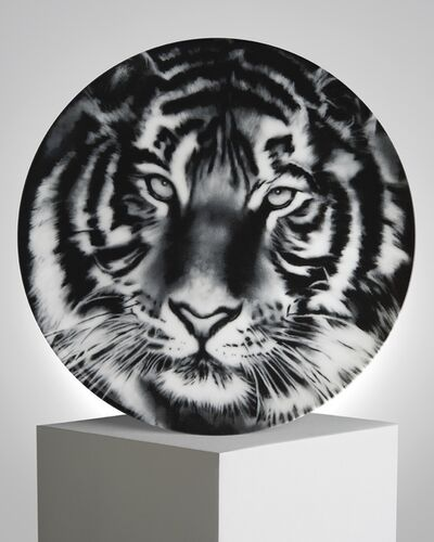 Robert Longo, 'Tiger', ca. 2019
