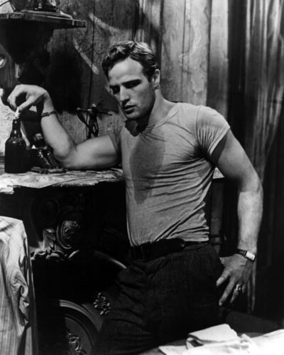 Unknown Artist, 'Marlon Brando in A Streetcar Named Desire ', 1951