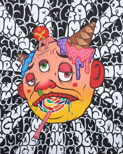MR. OGAY, 'Candy man', 2017