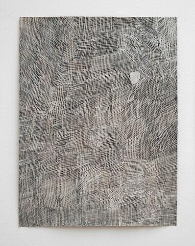 Nyapanyapa Yunupingu, 'Djorra (paper) 18', 2014