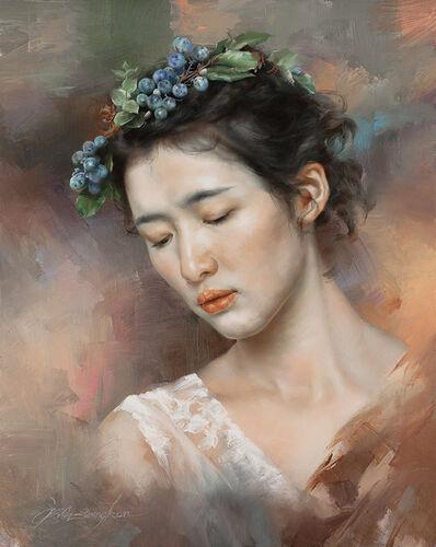 Kun Wang, 'Yearning', 2019
