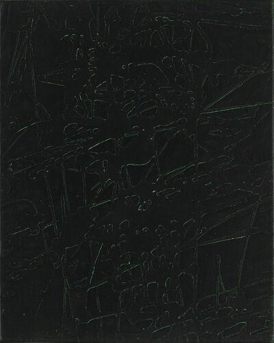 Xiao Bo, 'Sketches 2017 – Black 2', 2017