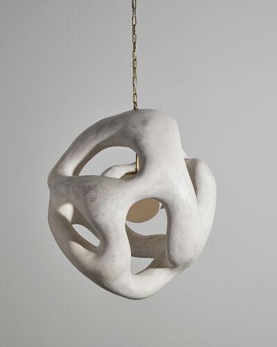 "Rogan Gregory, '""Fertility Form"" Illuminated Sculpture', 2019"