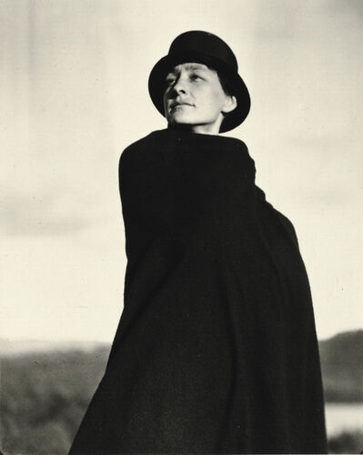 Alfred Stieglitz, 'Georgia O'Keeffe: A Portrait', 1920–1922