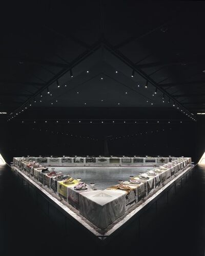 Judy Chicago, 'The Dinner Party'