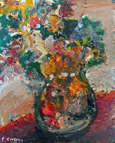 Yehouda Chaki, 'Spring Bouquet 1817-w', 2018