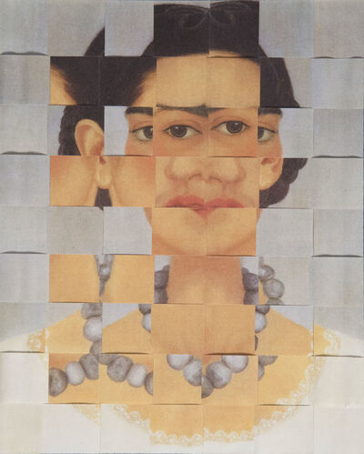 Ellen Wallenstein, 'Frida Back & Forth', 2014