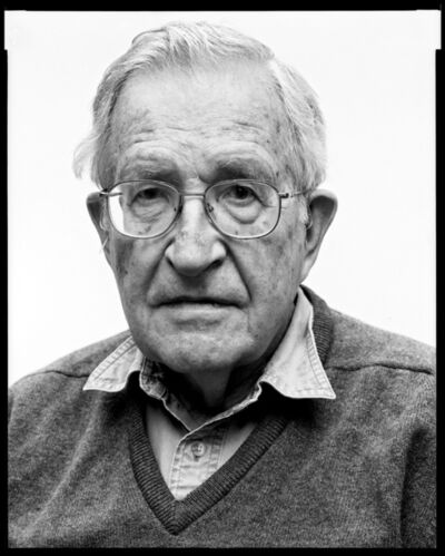 Oliver Abraham, 'Noam Chomsky, linguist', 2011