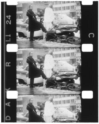 Jonas Mekas, 'Salvador Dali NYC Street Performance, 1964', 2013