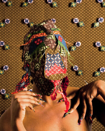 Siwa Mgoboza, 'Les Êtres D' Africardia  IV', 2015