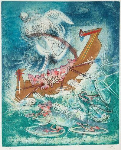 Roberto Matta, 'Hom'mère #2', 1975