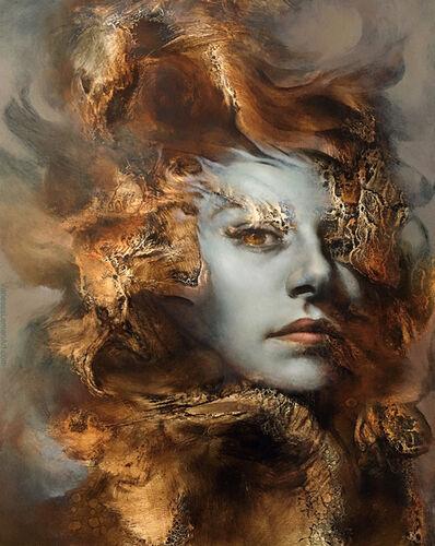 Vanessa Lemen, 'The Dragon Whisperer', 2018