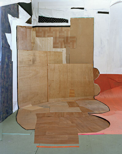 Femke Dekkers, 'Painted picture 5', 2014