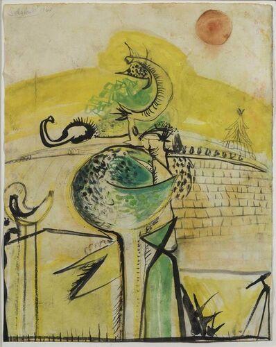 Graham Sutherland, 'Homage to Picasso', 1948