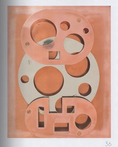 Nicolas Schoffer, 'Relief sériel', 1962