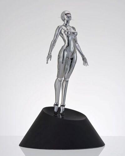 Hajime Sorayama, 'Sexy Robot Floating 1/4 Scale', 2020