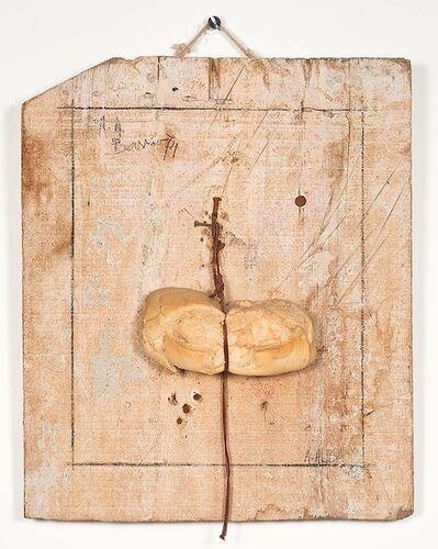 Artur Barrio, 'Pão', 1974