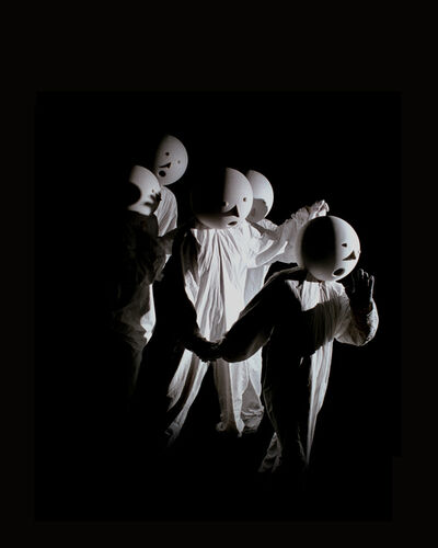 Roberto Jacoby, 'From the series Dark Room: Procesión', 2002