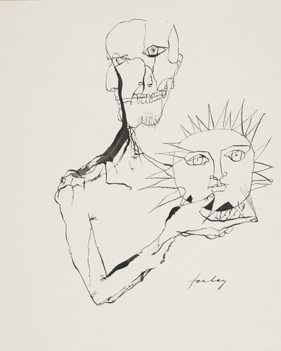 Lajos Szalay, 'The ages of man', ca. 1970
