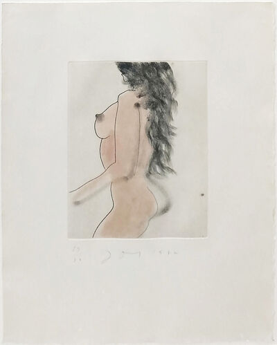Jim Dine, 'UNTITLED (FROM EIGHT LITTLE NUDES)', 1982
