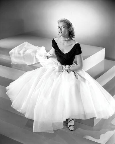 Bud Fraker, 'Grace Kelly: Classic Portrait of Elegance', 1954