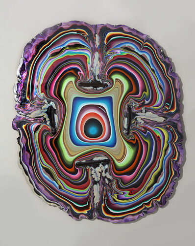 Holton Rower, 'Glutton Looking for Next Meal', 2017