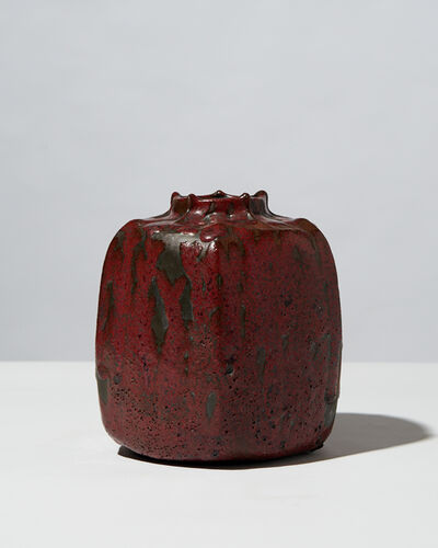 Raoul Lachenal, 'Molten Vase'