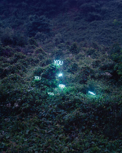 Jung Lee, 'You, You, You......', 2010