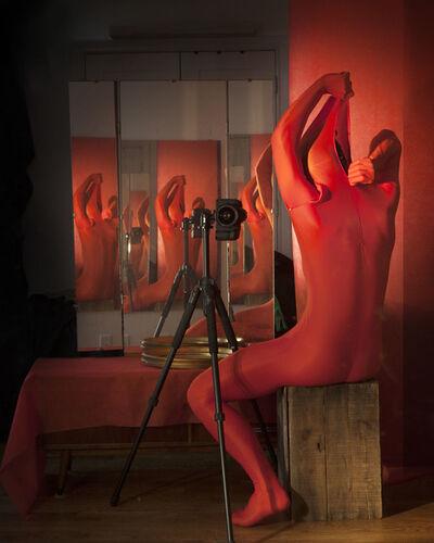 Matthew Morrocco, 'Color Portrait I', 2020