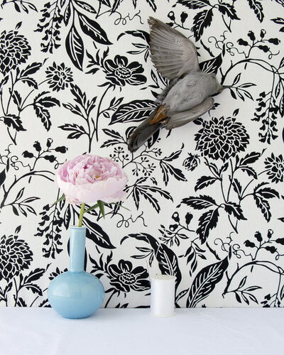 Kimberly Witham, 'Still Life with Peony and Catbird', 2010