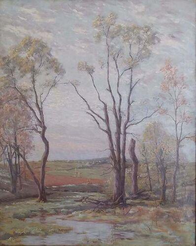 William Anderson Coffin, 'Springtime Landscape', ca. 1910