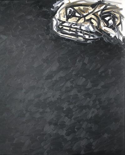 Antonio Saura, 'El Perro de goya', 1994