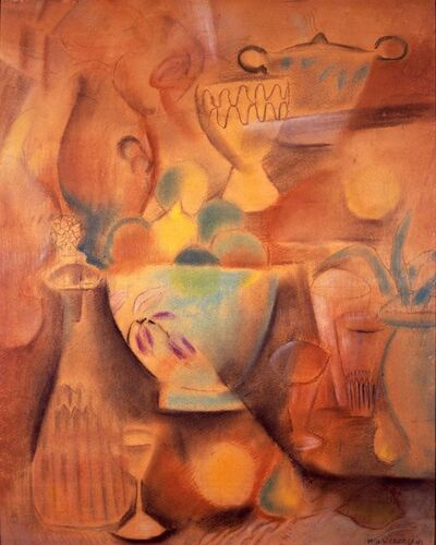 Max Weber, 'Abstract Still Life', 1914