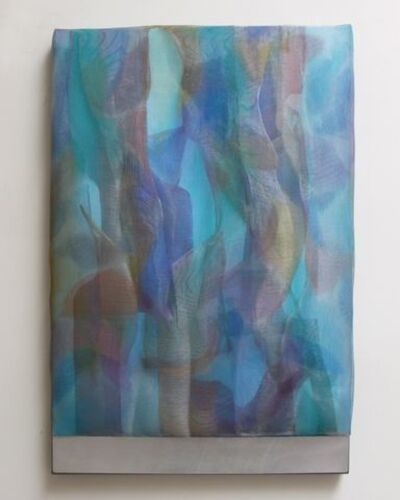 Joan Konkel, 'Realm of the Mermaid(can be positioned vertically or horizontally)', 2014