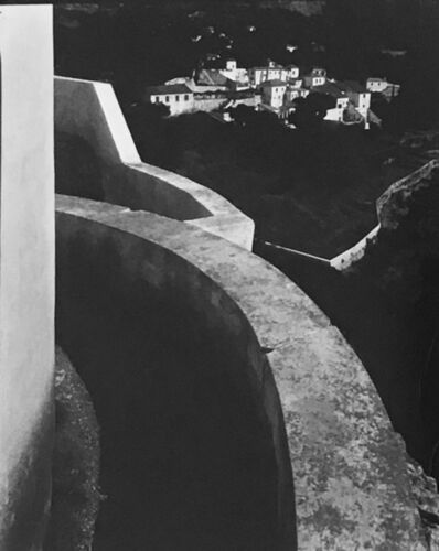 Brett Weston, 'Monastery, Portugal', 1960
