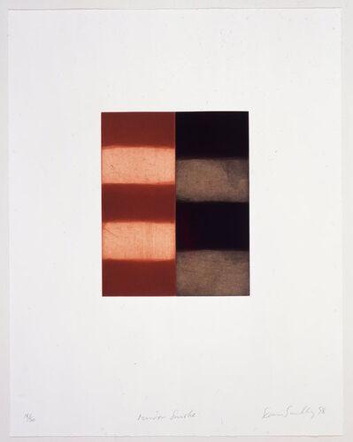 Sean Scully, 'Mirror Smoke', 1998