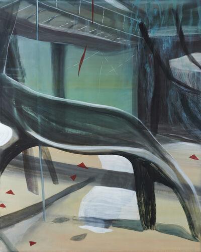 Marc Desgrandchamps, 'Sans titre (Jardins obscurs #2)', 2019